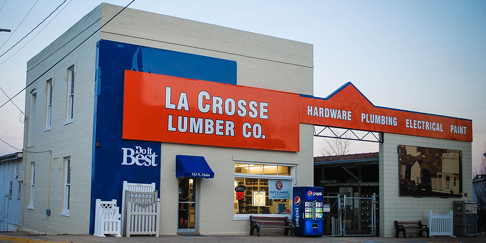 La Crosse Lumber Louisiana MO